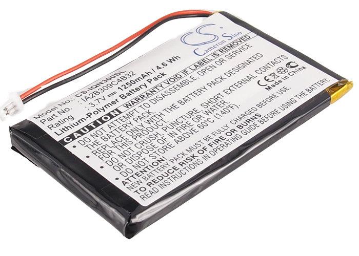 Nuvi 310 Nuvi 350T Nuvi 300T Nuvi 310D Nuvi 310T 1250mAh Li-Polymer Replacement Battery for Garmin Nuvi 300 Nuvi 360T Nuvi 370 Nuvi 350 Nuvi 360
